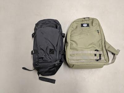 EVERGOODS MPL30 Pack vs GORUCK GR1