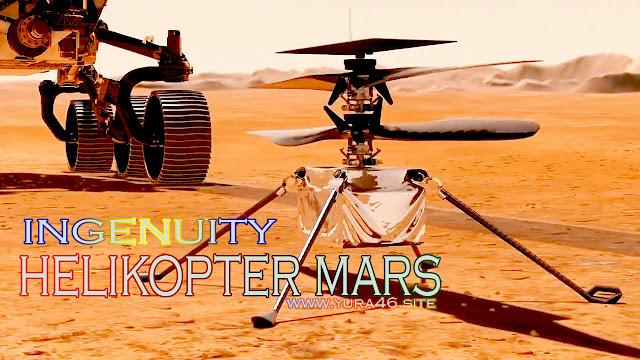 wahana robot planet merah