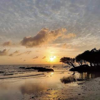 pantai reviola batam