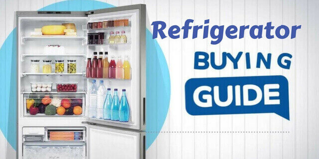 Online Refrigerator Buying Guide