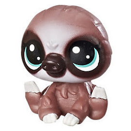 Littlest Pet Shop Series 2 Multi Pack Sid Slother (#2-107) Pet