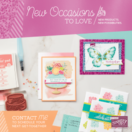 Stampin' Up OccasionsCatalog!