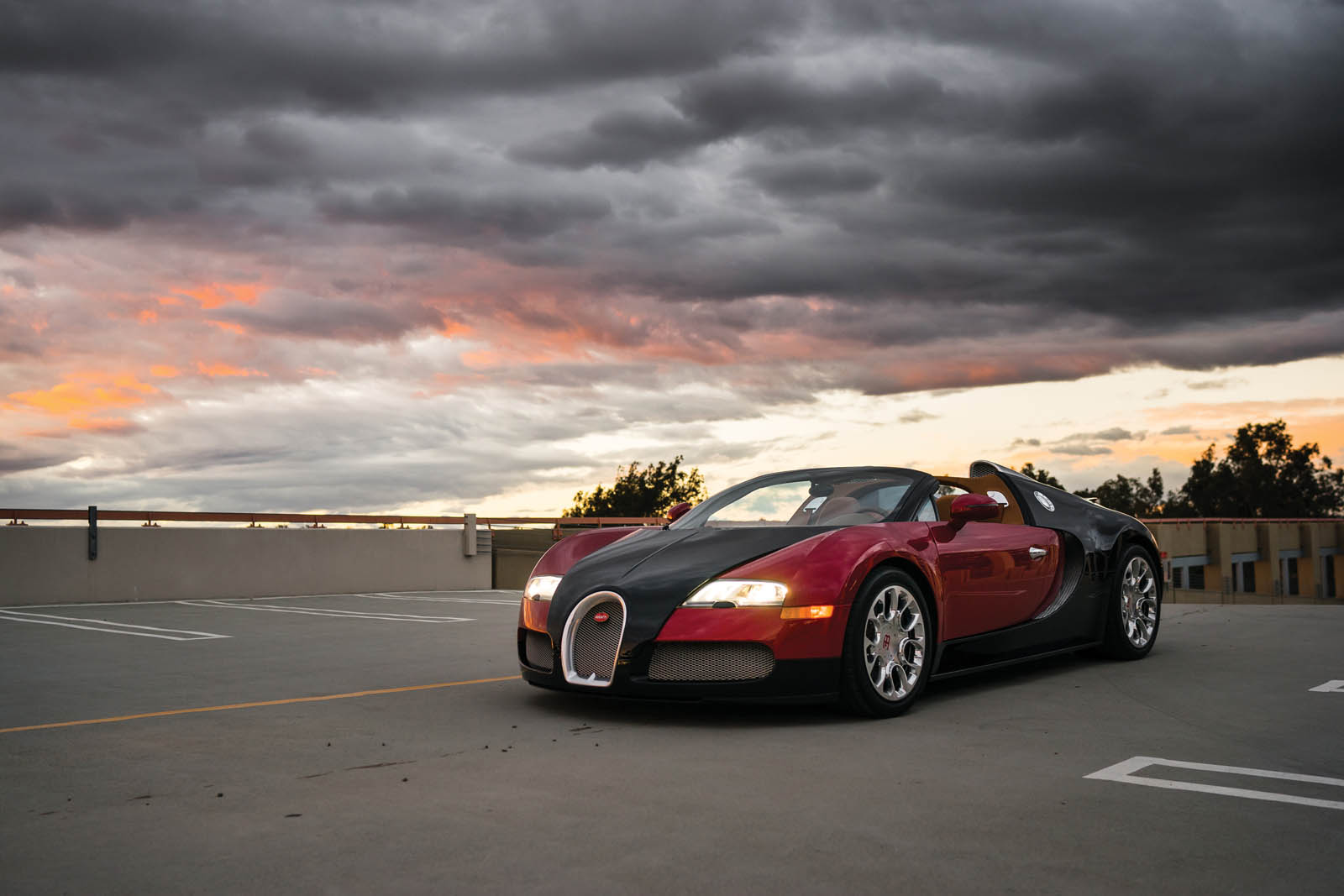 bugatti veyrons like this rare grand sport are still. Black Bedroom Furniture Sets. Home Design Ideas