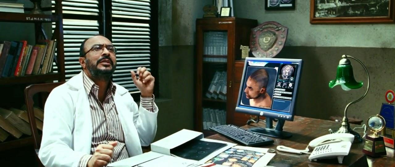Ghajini (2008) S2 s Ghajini (2008)