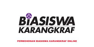 Permohonan Biasiswa Karangkraf 2020 Online
