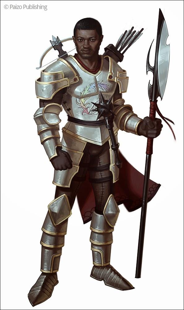Jon Neimeister Art: Pathfinder Characters