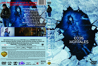 I Still See You - Ecos Mortales - Cover DVD + Bluray