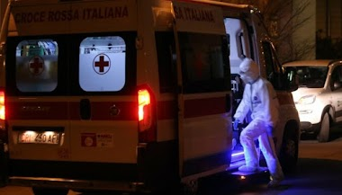 In Italy, the number of 'Covid-19' cases increased to 2036