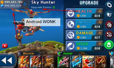 dengan memainkan game ini kalian akan sama mirip mengendarai sebuah kendaraan terbang s SKY ASSAULT: 3D Flight Action v0.2.7 Apk MOD (Unlimited money / gems)
