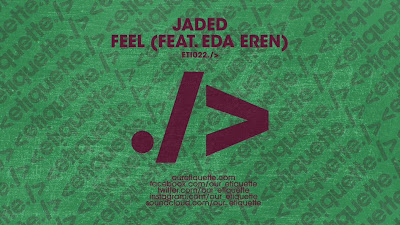 Jaded ft Eda Eren - Feel (#OfficialAudio)