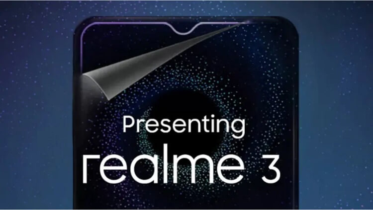 Realme 3 with Helio P70 Launched
