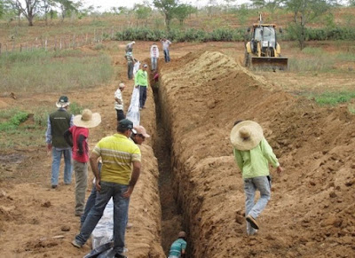 Prefeitura promove curso de formação e construção de barragens em Gurjão