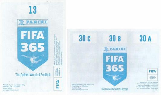 Panini FIFA365 2019 Mauro Zarate Boca Juniors Sticker 315 a//b