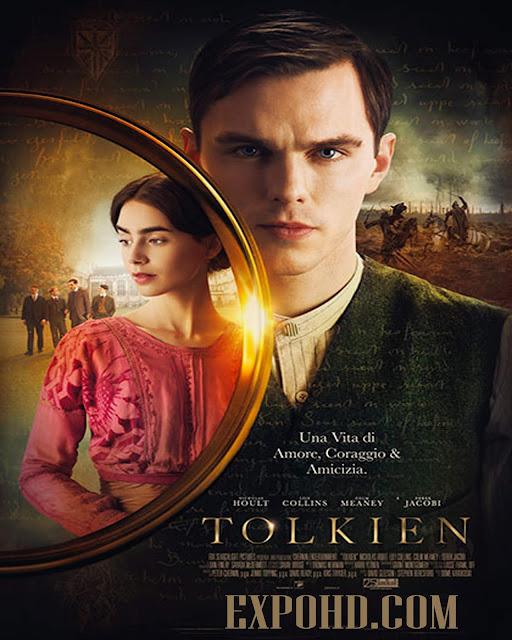 Tolkien 2019 IMDb 720p   Esub 800Mbs & 1.2Gbs [Download Free] G.Drive