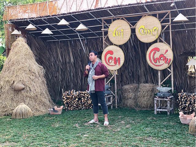 Gameshow 'Vui cùng con cháu' của đạo diễn Quyền Lộc lên sóng chủ nhật hàng tuần HTV9