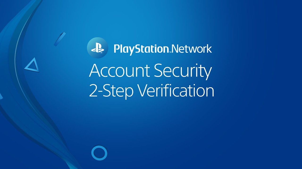 How to activate PS5 2-Step Verification
