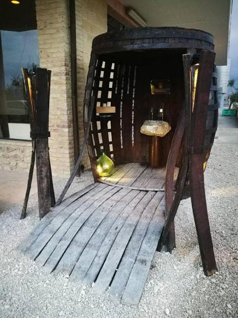 италия фонтан из вина