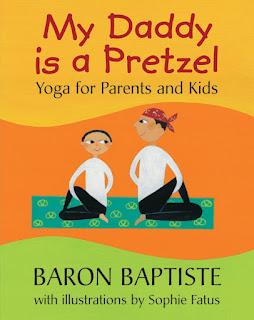My Daddy is a Pretzel: Barefoot Books-LadyD