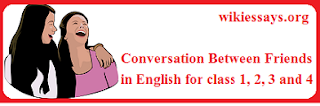 Conversation Between Friends in English
