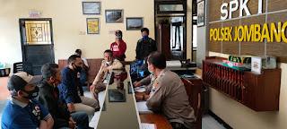 Intimidasi Wartawan, Kades Padomasan Dipolisikan