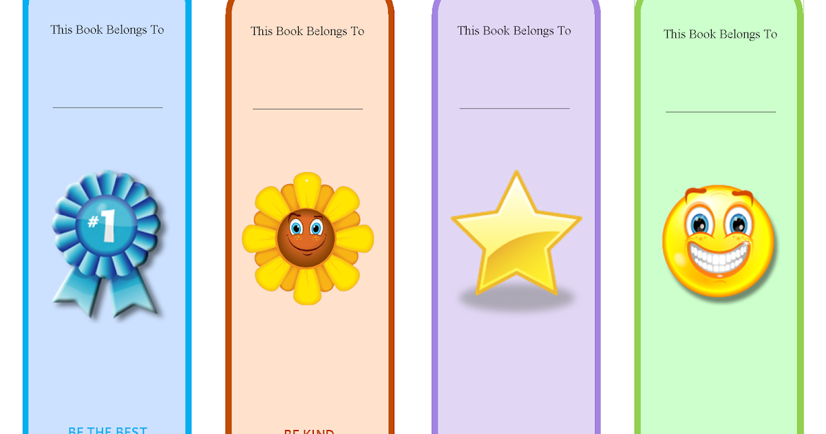 Magic image throughout free printable bookmarks pdf