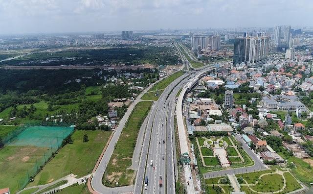 quy hoạch mở rộng đường Lê Văn Lương Nhà Bè - Ảnh 1
