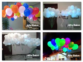 balon gas lampu