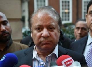 رئيس الوزراء السابق نواز شريف يواجه عقوبة السجن عشرة سنوات بتهمة الفساد المالي