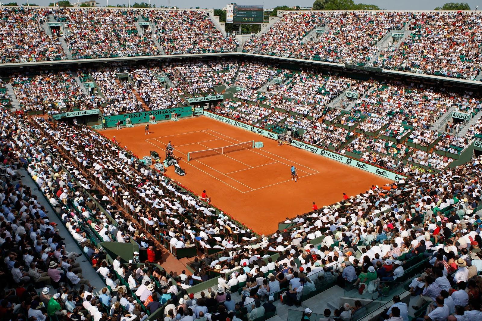 Open Roland Garros