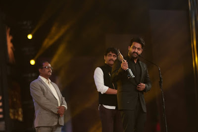 Telugu IIFA Utsavam Best Actor: Jr NTR (Janatha Garage)