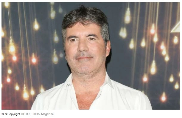 BGT's Simon Cowell revealed an incredible weight loss change