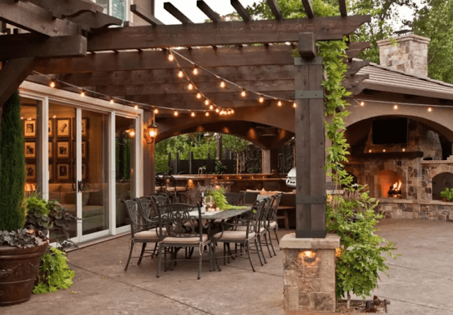 Stylish Covered Patio Ideas