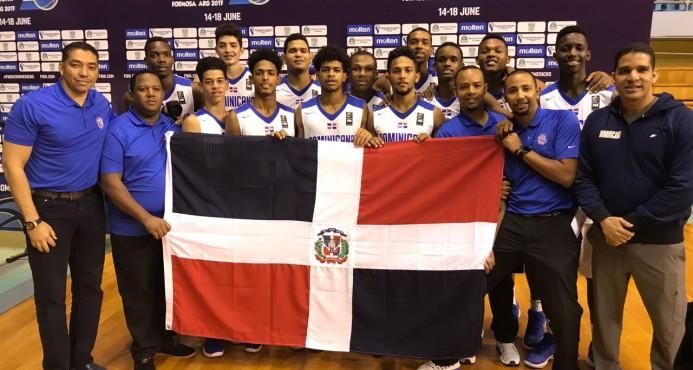 Dominicana estará en su cuarto mundial de baloncesto en cuatro años