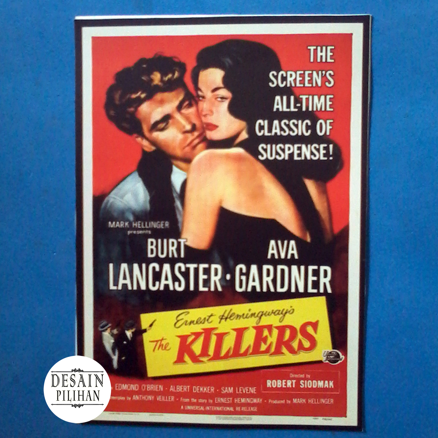 POSTER FILM THE KILLERS