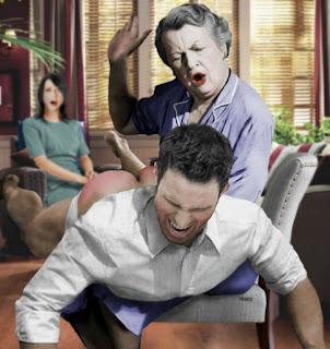 Franco spanking art