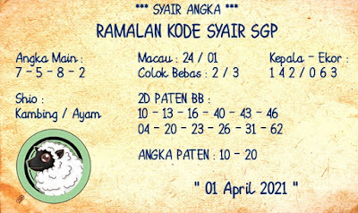 Royal syair sgp