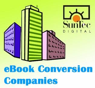 ebook conversion company, ebook conversion service provider, ebook conversion services company