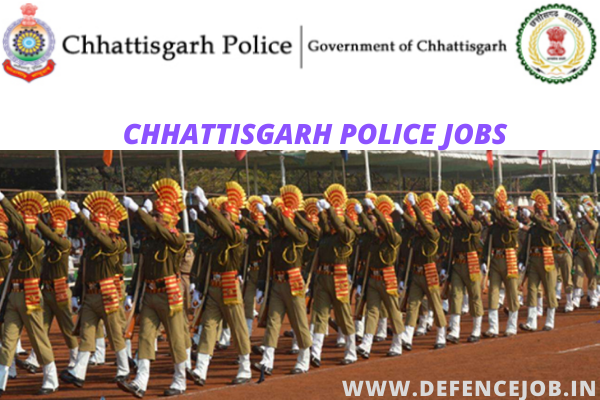 Chhattisgarh(CG)Police Recruitment 2020 | Apply Online for 740 DEO Constable Posts | www.cgpolice.gov.in