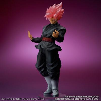 """Goku Black SSR 1/4 Gigantic Series de """"Dragon Ball Super"""" - X-Plus"""