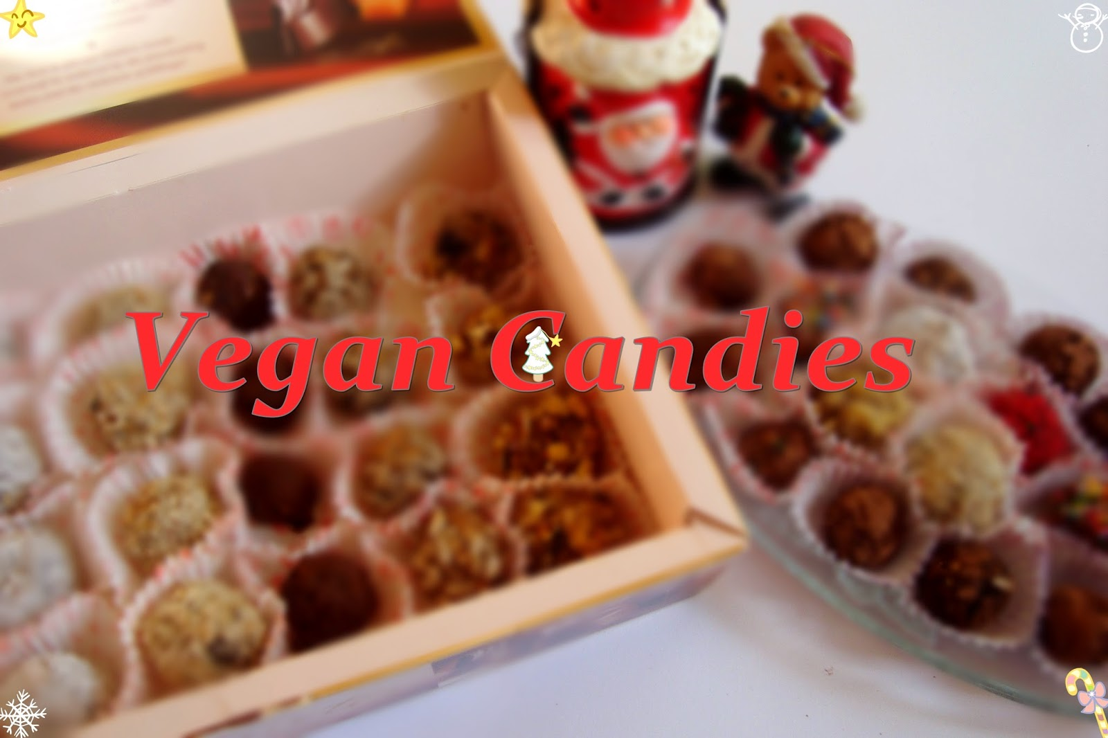 Vegan Candies