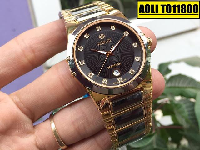 Đồng hồ Rado thiết kế pha lẫn giữa cổ điển và hiện đại, đơn giả mà sang trọng