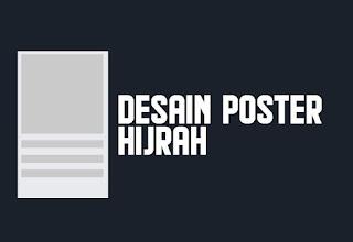Desain Poster Hijrah