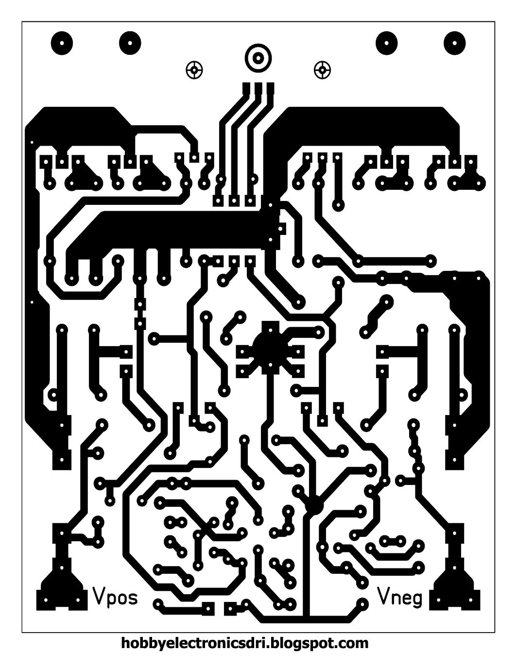 Nmos Power Amplifier Series Part 1