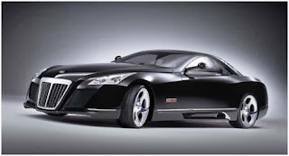 1- Maybach Exelero.