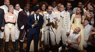 Trump Blasts 'Hamilton' Cast As 'Rude'; Creator Miranda Says He's 'Proud'