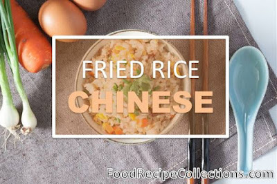 Recipe For Fried Rice Chinese