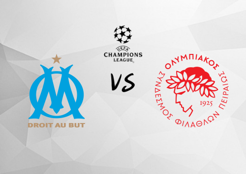 Olympique Marseille vs Olympiakos Piraeus  Resumen