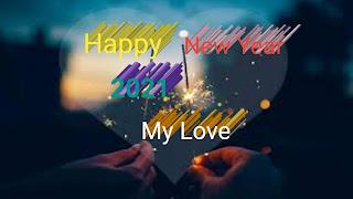 Love New Year 2021