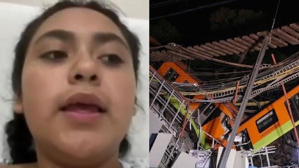 «Los policías se pasaban por arriba de mi cintura»: Tania Lezama, sobreviviente de la tragedia del Metro