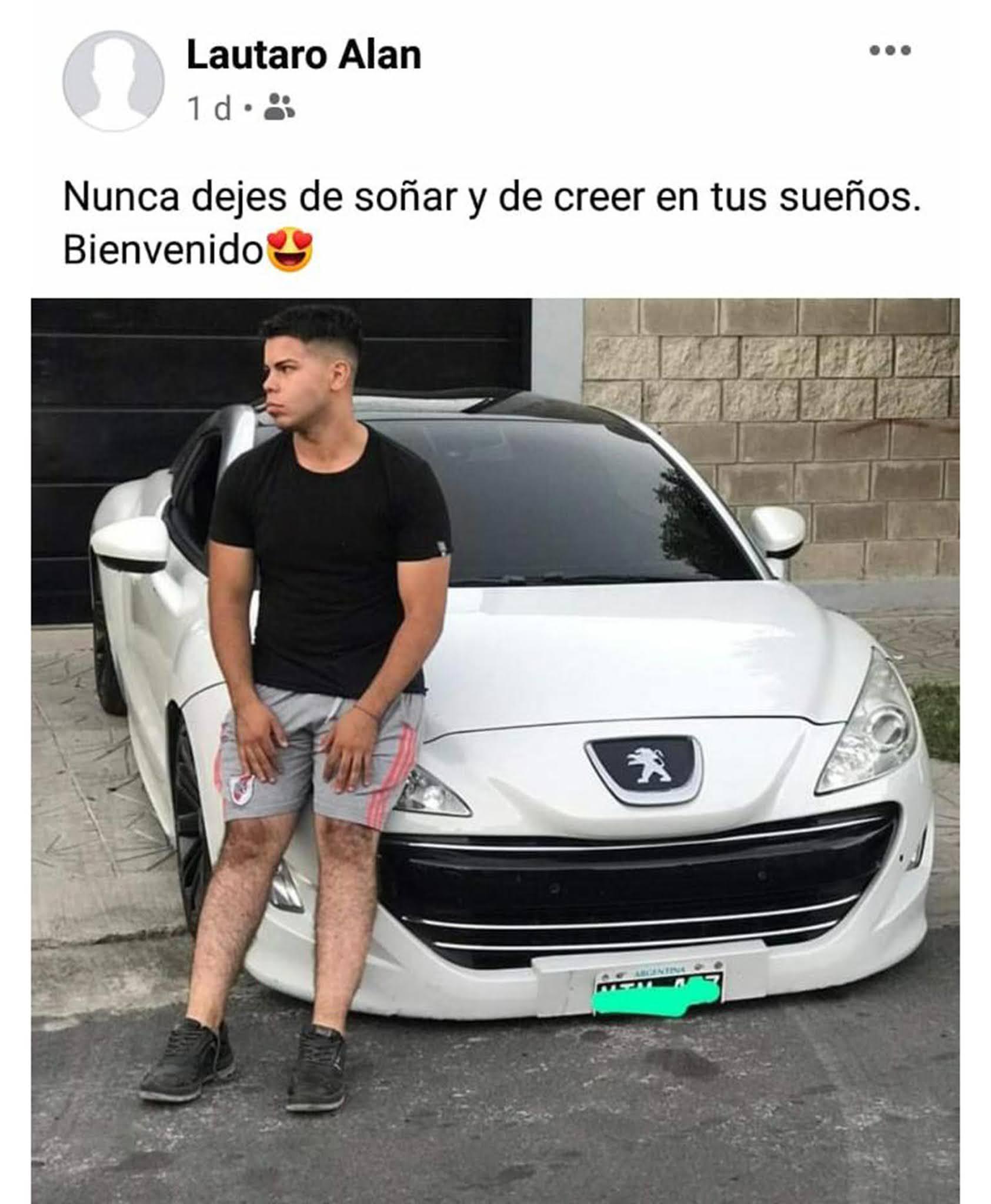 VIDEO: Se compró el auto de sus sueños y tres días después le pegaron un tiro en el pecho para robárselo